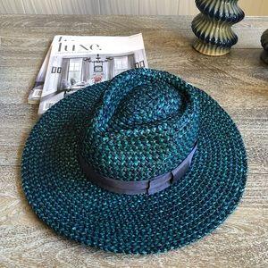 Brixton Joanna Hat In Twilight Blue/Washed Navy